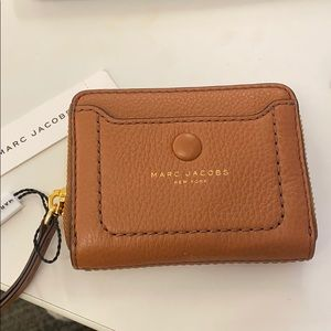 Mark Jacobs small wallet new with tags